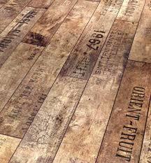 Rustic Laminate Wood Flooring