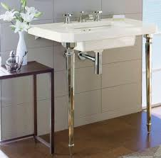 American Standard Retrospect Bathroom Sink by Bathroom Console Sink Single Sink Consoles Sink Consoles Bathroom
