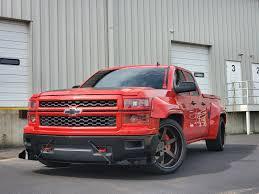 100 Truck Accessories Chevrolet Riot Custom Chevy Silverado On 6Lug Forgeline