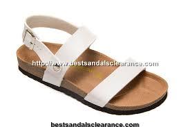 birkenstock arizona leather sandals mens sandals beige