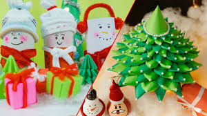 Easy Fast DIY Christmas Winter Ideas For Teenagers Olip Crafts