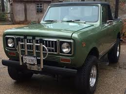 1975 International Scout Stock # 3132-13372 For Sale Near New York ... Off Road 4x4 Trd Four Wheel Drive Mud Truck Jeep Scout 1970 Intertional 1200 Fire Truck Item Da8522 Sol 1974 Ii For Sale 107522 Mcg 1964 Harvester 80 Half Cab Junkyard Find 1972 The Truth 1962 Trucks 1971 800b 1820 Hemmings Motor Restorations Anything 1978 Terra Pickup 5 Things To Do With 43 Intionalharvester Scouts You Just Heres One Way To Bring An Ihc Into The 21st Century