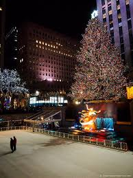 Rockefeller Christmas Tree Lighting 2014 Live by New Year U0027s Eve In New York City Travel Experience Live