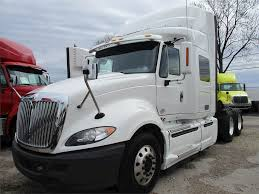 2014 International ProStar+ (Plus) Sleeper Semi Truck For Sale ...