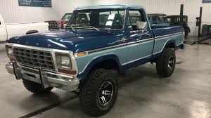 1979 Ford F150 Short Bed!! - YouTube