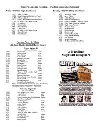 Schedules And Maps - Western Legends Round-Up The Theater Barn Theatre Announces 2016 Season West Michigan Tourist Association Hillbarn San Jose Tickets Schedule Seating Charts School For Advanced Traing 2017 Rent Cast Summer Stock New Ldon Playhouse Hampshire Barntheatre Dbarntheatre Summer Stage Red Info Charles Newsies