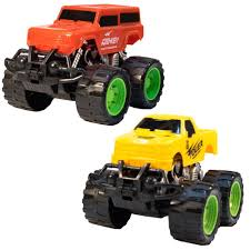 100 Mini Monster Trucks Amazoncom TukTek Kids First Set Of 2 World Race