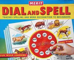 Dial And Spell Game