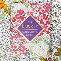 The Liberty Of London Colouring Book