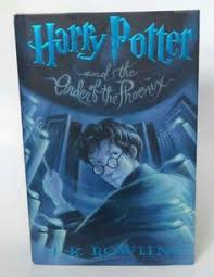 Details About Harry Potter And The Order Of Phoenix First American Edition