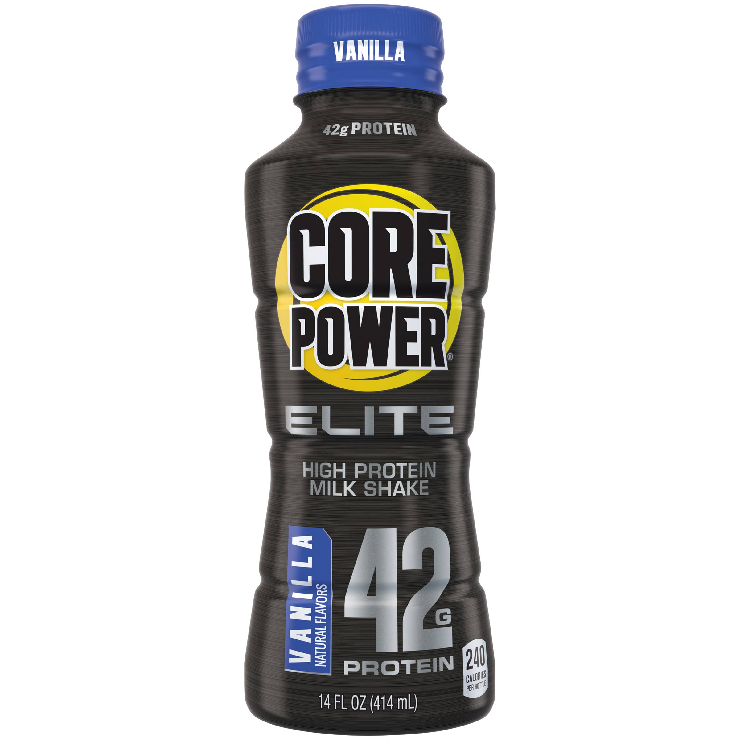 Core Power Elite High Protein Milk Shake - Vanilla, 14 oz