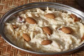 moroccan sweet vermicelli recipe gluten free friendly levana cooks