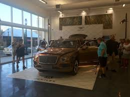 Bentley Bentayga Unveiled In The Sarasota Studio New 2019 Bentley Bentayga Review Car In Used Dealer York Jersey Edison 2018 Bentayga W12 Black Edition Stock 8n018691 For Sale Truck First Drive Redesign Coinental Gt Convertible Paul Miller Latest Cars Archives World Price And Release Date With The Suv Pastor In Poor Area Of Pittsburgh Pulls Up Iin A 350k Unique Onyx Edition Awd At Five Star Nissan Hyundai Preowned