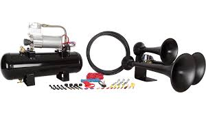 HornBlasters Outlaw 228V Black Train Horn Kit Tips On Where To Buy The Best Train Horn Kits Horns Information Truck Horn 12 And 24 Volt 2 Trumpet Air Loudest Kleinn 142db Air Compressor Kit230 Kit Kleinn Velo230 Fits 09 Hornblasters Hkc3228v Outlaw 228v Chrome 150db Air Horn Triple Tubes Loud Black For Car Universal 125db 12v Silver Trumpet Musical Dixie Duke Hazzard Trucks 155db 200psi Viair System Conductors Special How Install Bolton On A 2010 Silverado Ram1500230 Ram 1500 230 With 150psi Airchime K5 540