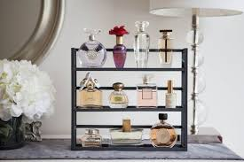 24 Life Changing Ways To Store Your Beauty Products Perfume DisplayStorage HacksStorage IdeasDiy
