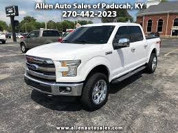 Used 2015 Ford F-150 For Sale In Paducah, KY 42001 Allen Auto Sales Trucks For Sale Ky Used Cars Alexandria Ky Big Joe Auto Sales Lifted Diesel For In Lovely The 2013 Ford Super Duty Vehicle Specials In Richmond Intertional Harvester Classics On Autotrader Ford Dealer Lexington Paul Miller Cssroads Lincoln Inc Vehicles Sale Frankfort 40601 1ftyr44u38pa85366 2008 Black Ford Ranger Sup 2016 Food Truck Kentucky Top Louisville Oxmoor Dixie Car Pickup
