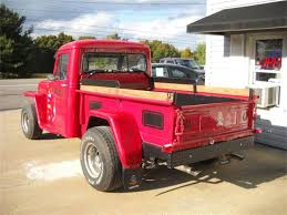 100 Jeep Willys Truck 1957 For Sale ClassicCarscom CC1159391