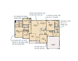 beverly b dual master suite house plan schumacher homes