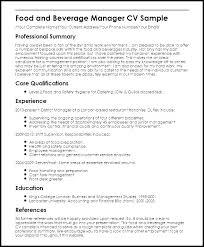 General Manager Job Description Template Restaurant Sample Examples