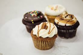 Variety Cupcakes For Office Dessert Catering