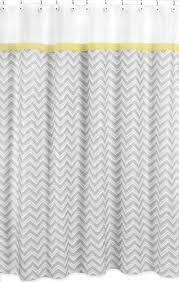 Sweet Jojo Elizabeth Curtains by Amazon Com Sweet Jojo Designs Yellow And Gray Zig Zag Kids