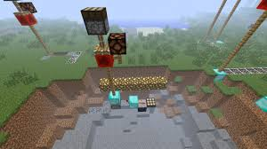 Redstone Lamps That Turn On At Night by Street Light Using New Daylight Sensor Minecraft Project