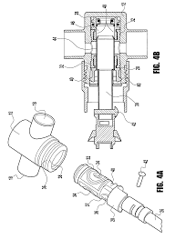 Frost Proof Faucet Stem by Patent Us7533686 Mixing Sillcock Google Patents