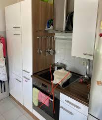 küche ohne elektrogeräte nur dunstabzugshaube