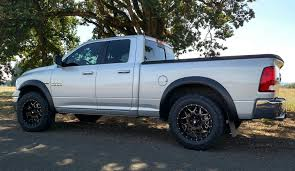 Bilstein 5100 Level Kit.. Tires? - Page 2 - DODGE RAM FORUM - Ram ...