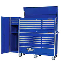 56 extreme 24 drawer tool cabinet top chest with side cabinet