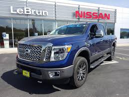 Used Nissan Titan XD Inventory At LeBrun Nissan