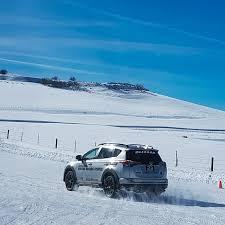 Attend Bridgestone Winter Driving School In Steamboat Springs Colorado