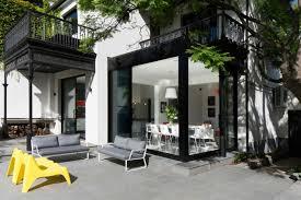 maison de ville au design intérieur luxe à melbourne australie