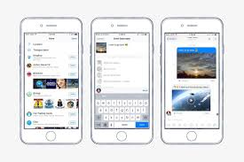 Messenger can now send and preview Dropbox files The Verge