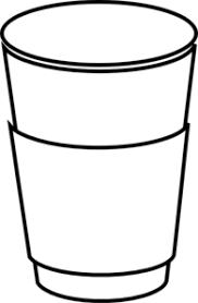 Paper Coffee Cup Clip Art