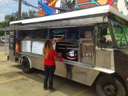 Houston Food Truck Reviews: The Lunchbox - The Lunchbox Burrito