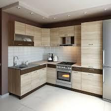 küche l form alina mit hochschrank 180 x 250 cm küchenzeile