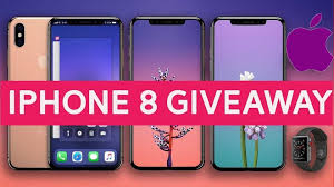 Free iPhone 8 Giveaway 2017 Home