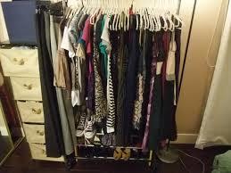 How to Make Portable Clothing Rack — Home Design Ideas