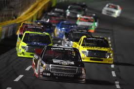 Kasey Kahne Won With A Photo Finish NASCAR Camping World Truck ...