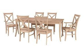 17 Attractive Unfinished Dining Room Table Pictures Pracmatic Net Rh