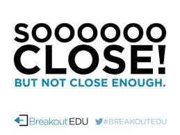 Break Time Sign
