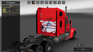 Budweiser Skin V1 Mod - American Truck Simulator Mod | ATS Mod Budweiser Truck Stock Images 40 Photos Ubers Selfdriving Startup Otto Makes Its First Delivery Budweiser Truck And Trailer Pack V20 Fs15 Farming Simulator Truck New York City Usa Photo Royalty Free This Is For Semi Trucks And Ottos Success Vehicle Wrap Gallery Examples Hauls Across Colorado In Selfdriving Hauls Across With Just Delivered 500 Beers Now Brews Its Us Beer Using 100 Renewable Energy Clyddales Boarding The Ss Badger 1