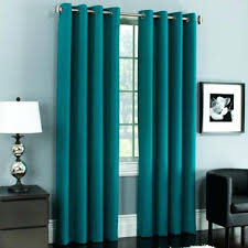 Navy Blue Chevron Curtains Walmart by Tiffany Blue Window Curtains Aqua Blue And Gray Brown Curtain