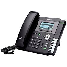 Htek UC803T 2-Line IP Phone, Enterprise SIP VoIP Desk Phone