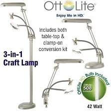 Triumph Desktop Magnifying Lamp by Ottlite 3 In 1 Magnifying Craft Lamp Janome Sewing Centre