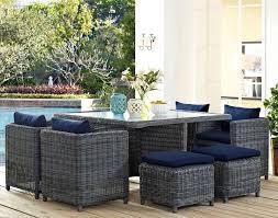 Wayfair Patio Dining Chairs by Mid Century Modern Patio Dining Sets You U0027ll Love Wayfair
