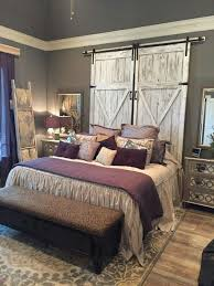 16 Cool Rustic Bedroom Ideas 14Beautiful Tall Headboard