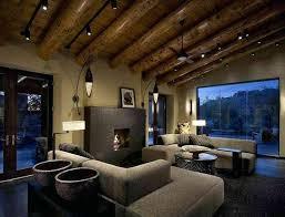 sophisticated track lighting living room gallery best