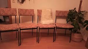 stühle esszimmer boho scandic retro vintage